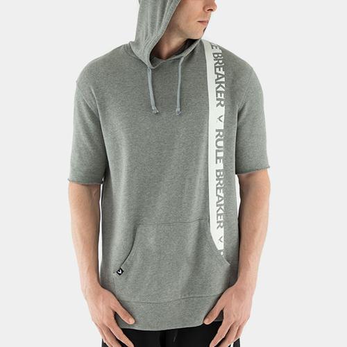 Grey Rule Breaker Hoodie