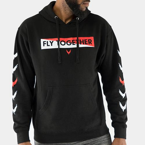 Fly Together Hoodie