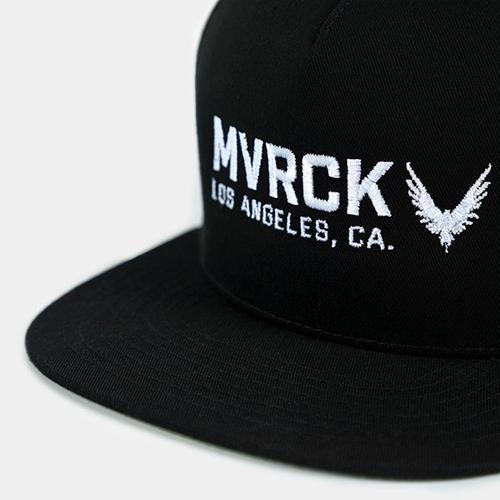 MVRCK Snapback Hat