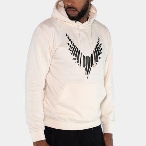 Zebra Bird Hoodie